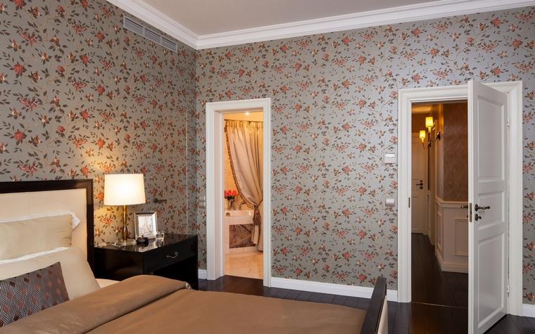 Фото № 68639 спальня  Квартира