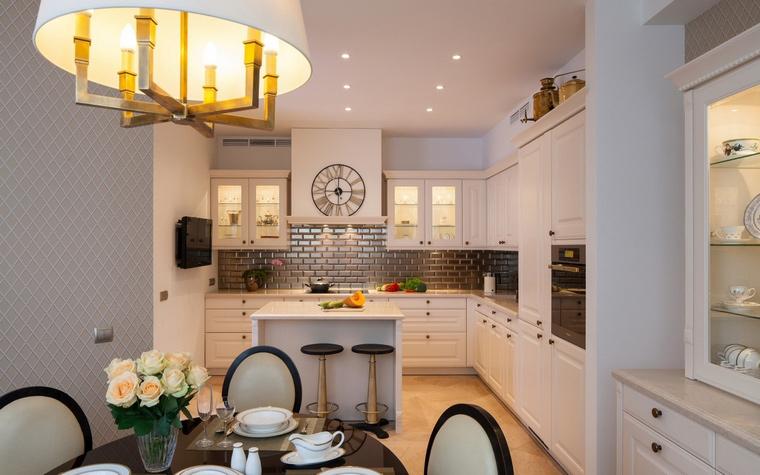 Фото № 68635 кухня  Квартира