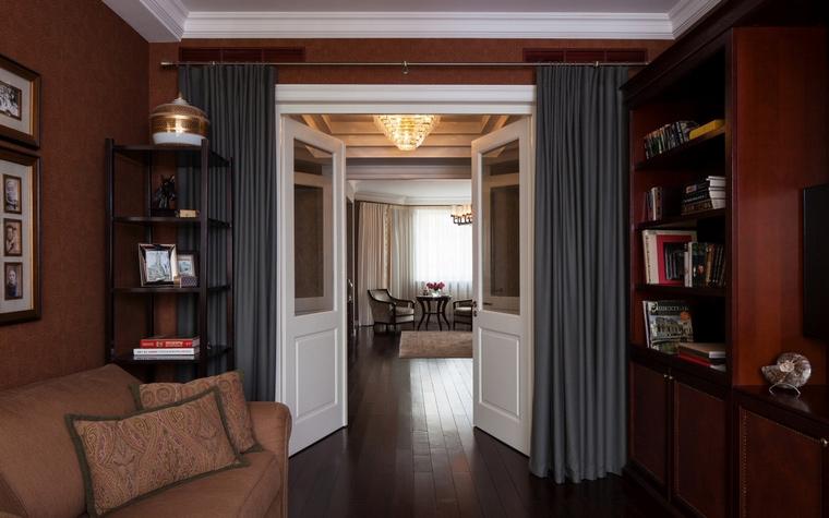 интерьер кабинета - фото № 68642