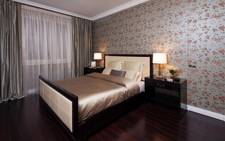 Фото № 68637 спальня  Квартира
