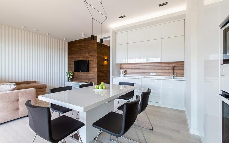 Квартира. кухня из проекта , фото №68653