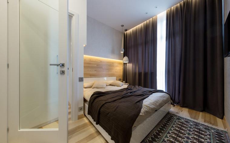 интерьер спальни - фото № 68701