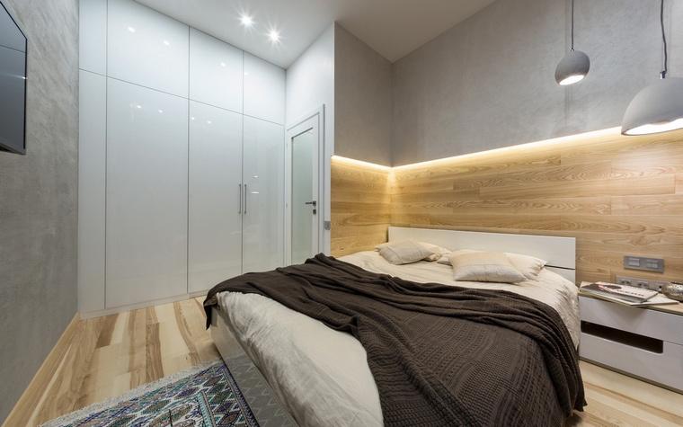 интерьер спальни - фото № 68702