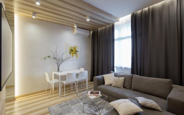 интерьер гостиной - фото № 68683