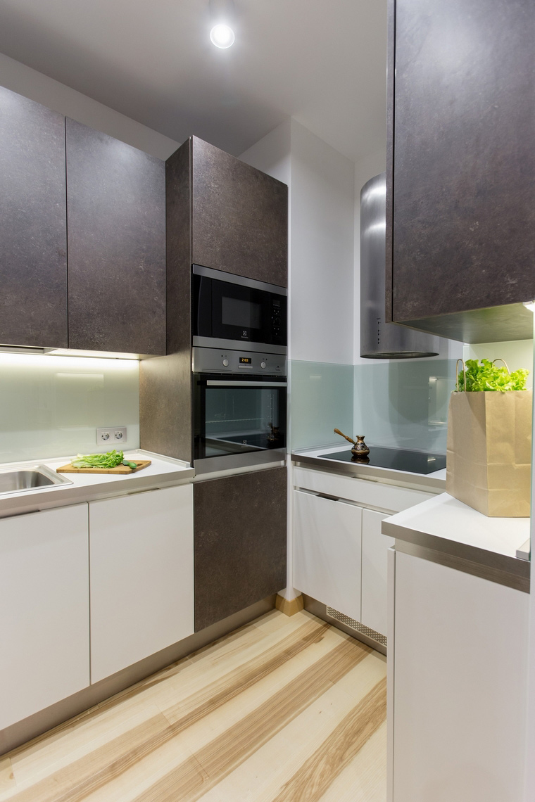 интерьер кухни - фото № 68690