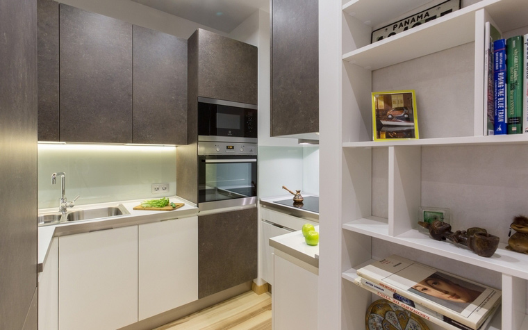интерьер кухни - фото № 68691
