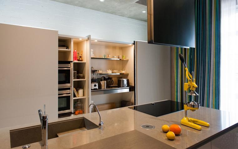 интерьер кухни - фото № 68737