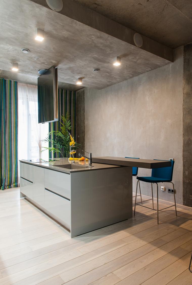 интерьер кухни - фото № 68733