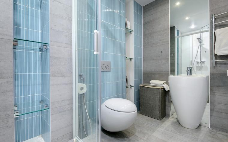 Фото № 68800 ванная  Квартира