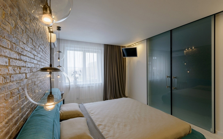 Фото № 68791 спальня  Квартира
