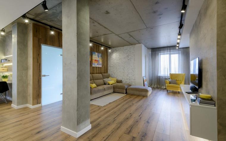 интерьер гостиной - фото № 68778