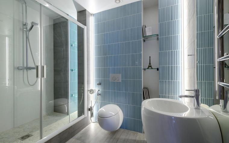 Фото № 68801 ванная  Квартира