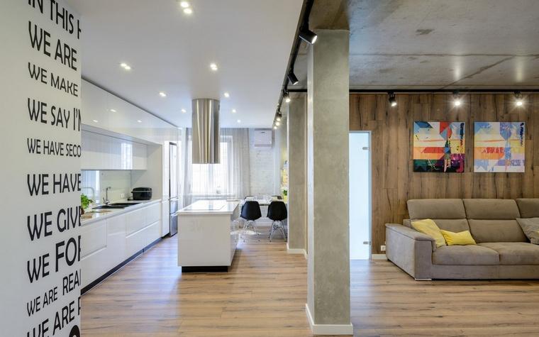 интерьер гостиной - фото № 68783