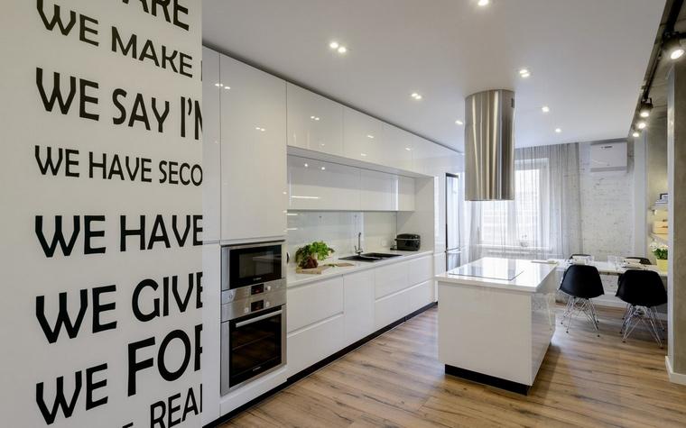 Фото № 68785 кухня  Квартира