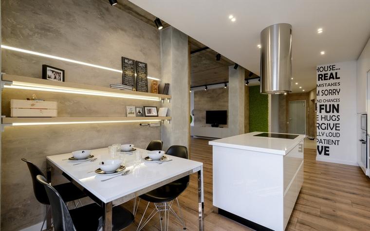 Фото № 68787 кухня  Квартира