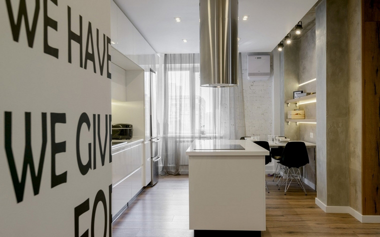 Фото № 68788 кухня  Квартира