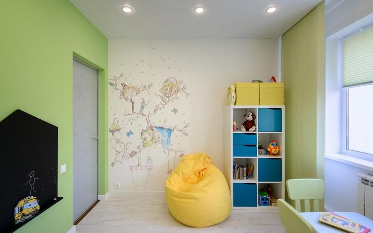 Фото № 68795 детская  Квартира