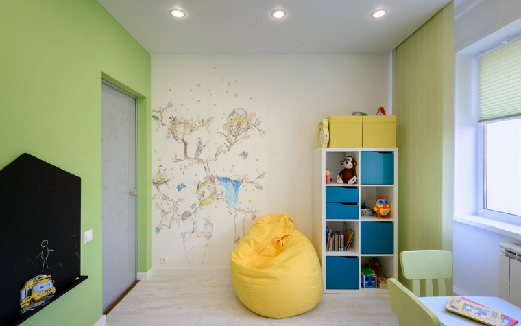 Квартира. детская из проекта , фото №68795