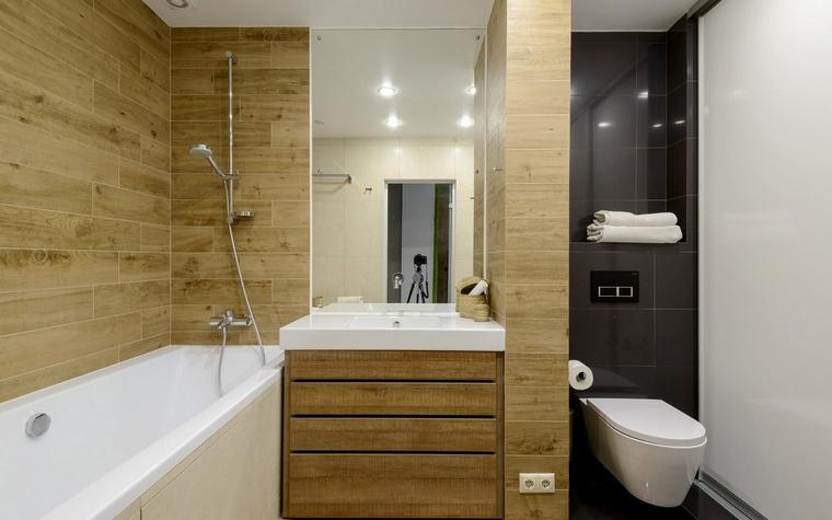 Фото № 68799 ванная  Квартира
