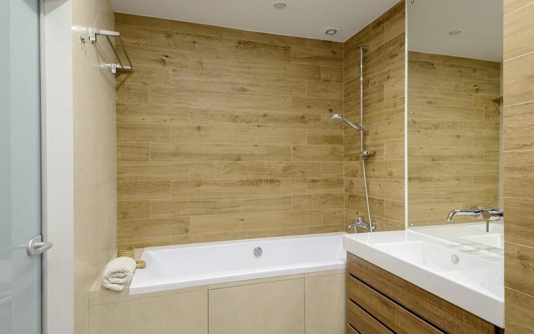 Фото № 68797 ванная  Квартира