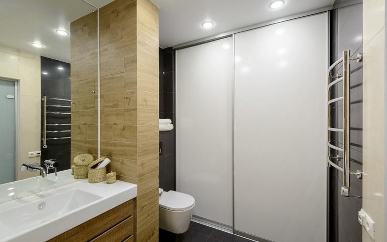 Фото № 68798 ванная  Квартира