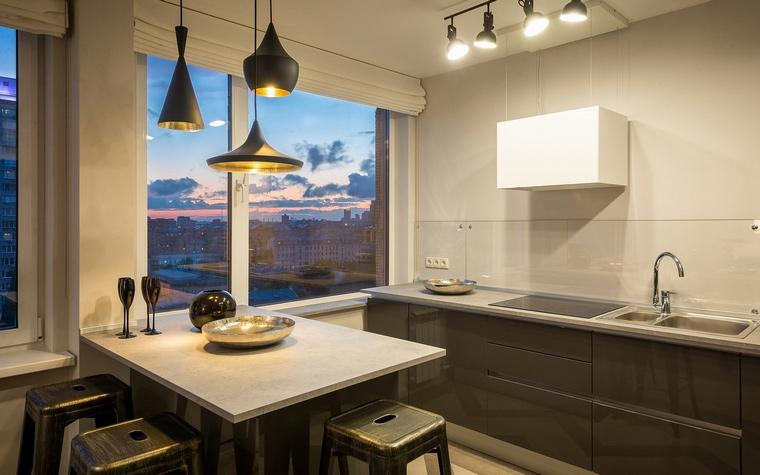 Фото № 68818 кухня  Квартира