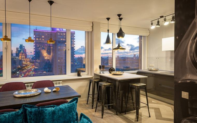 Фото № 68819 кухня  Квартира