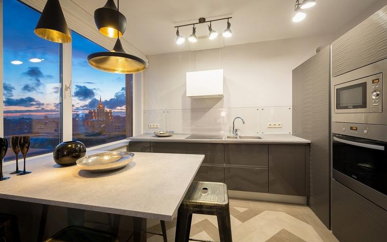Фото № 68820 кухня  Квартира