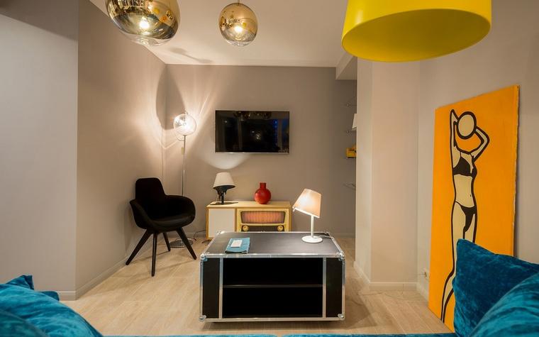 Фото № 68809 гостиная  Квартира