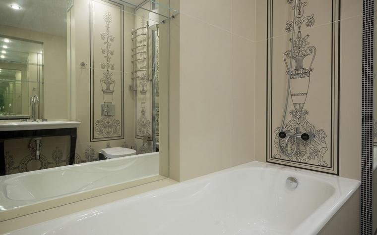 Фото № 68828 ванная  Квартира