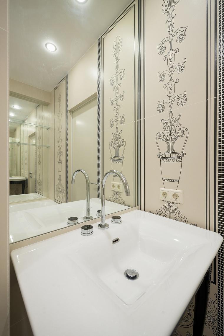 Фото № 68830 ванная  Квартира