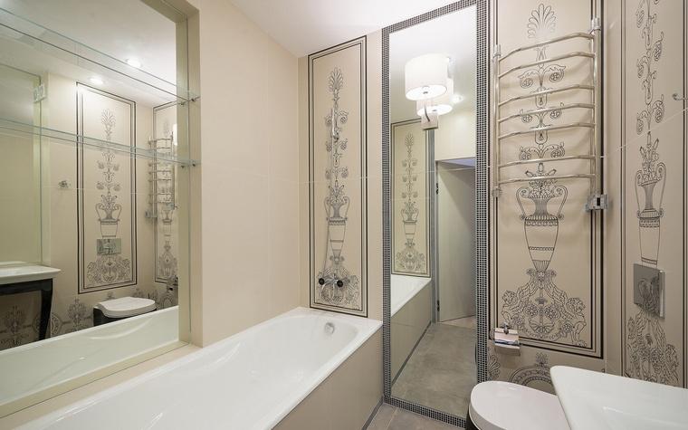 Фото № 68831 ванная  Квартира
