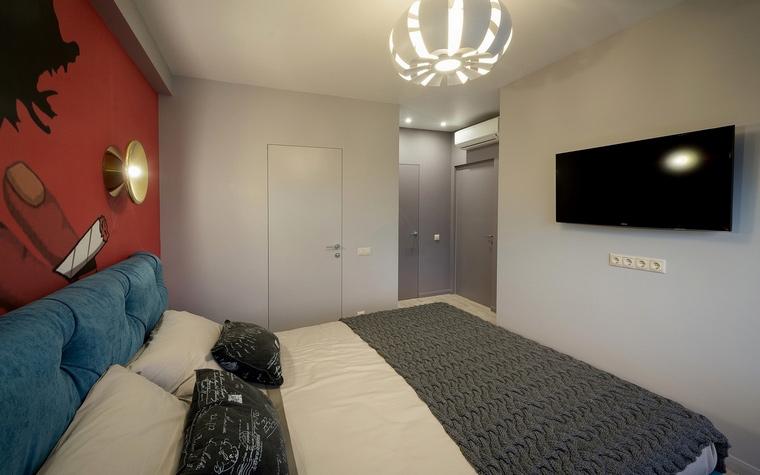 Фото № 68823 спальня  Квартира