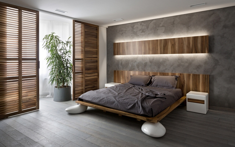 интерьер спальни - фото № 68850