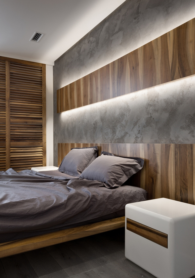 интерьер спальни - фото № 68852