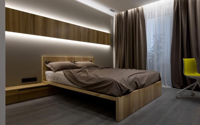 интерьер спальни - фото № 68846