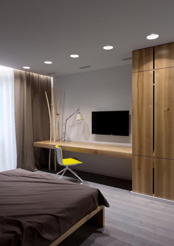 интерьер спальни - фото № 68847