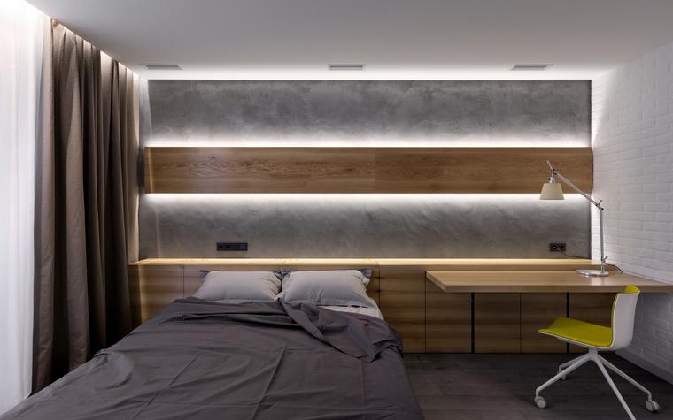 интерьер спальни - фото № 68849