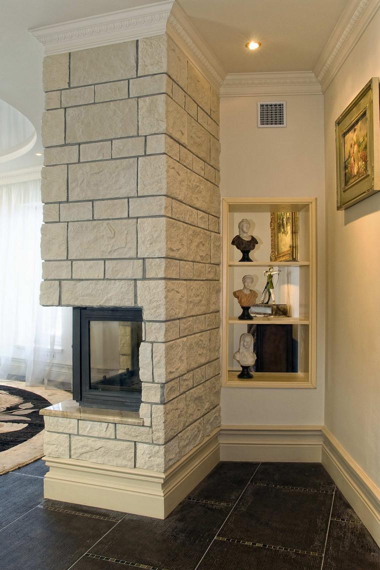 интерьер гостиной - фото № 68929