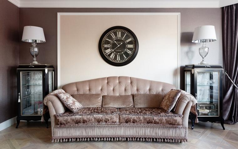 интерьер гостиной - фото № 69030