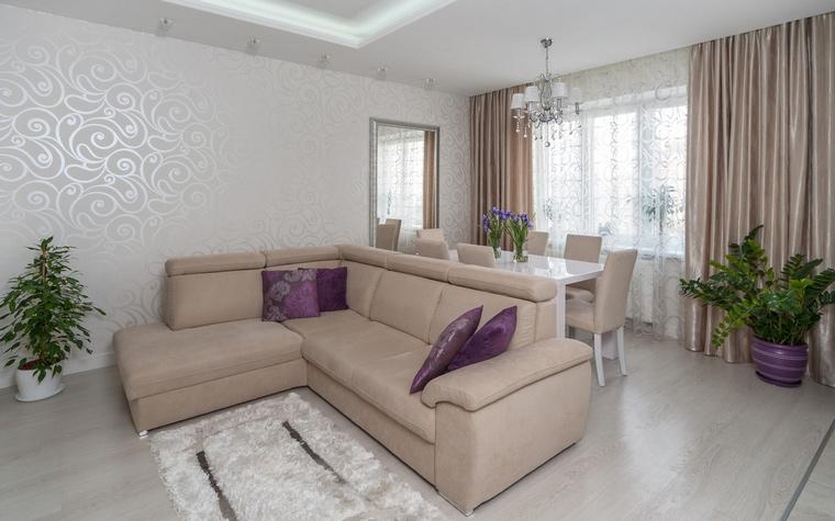 Фото № 69051 гостиная  Квартира