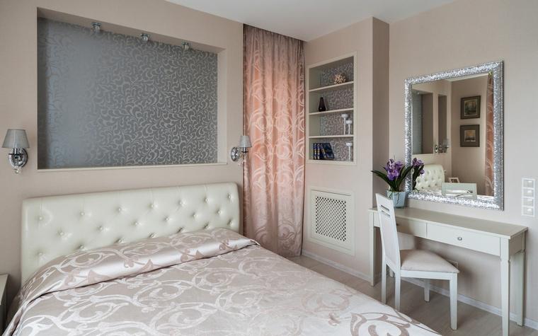 Фото № 69061 спальня  Квартира