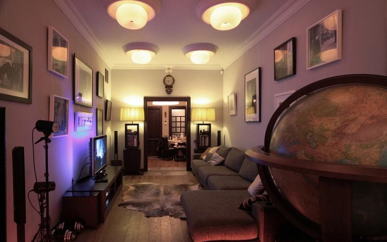 интерьер гостиной - фото № 69075