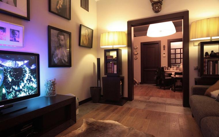 интерьер гостиной - фото № 69068