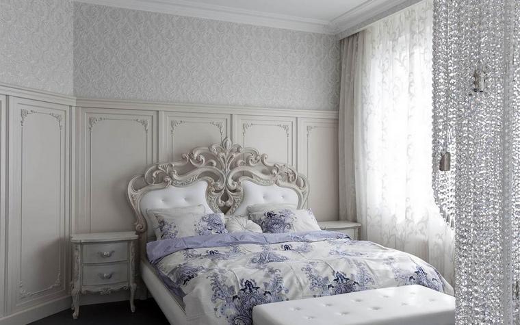 Квартира. спальня из проекта , фото №69082