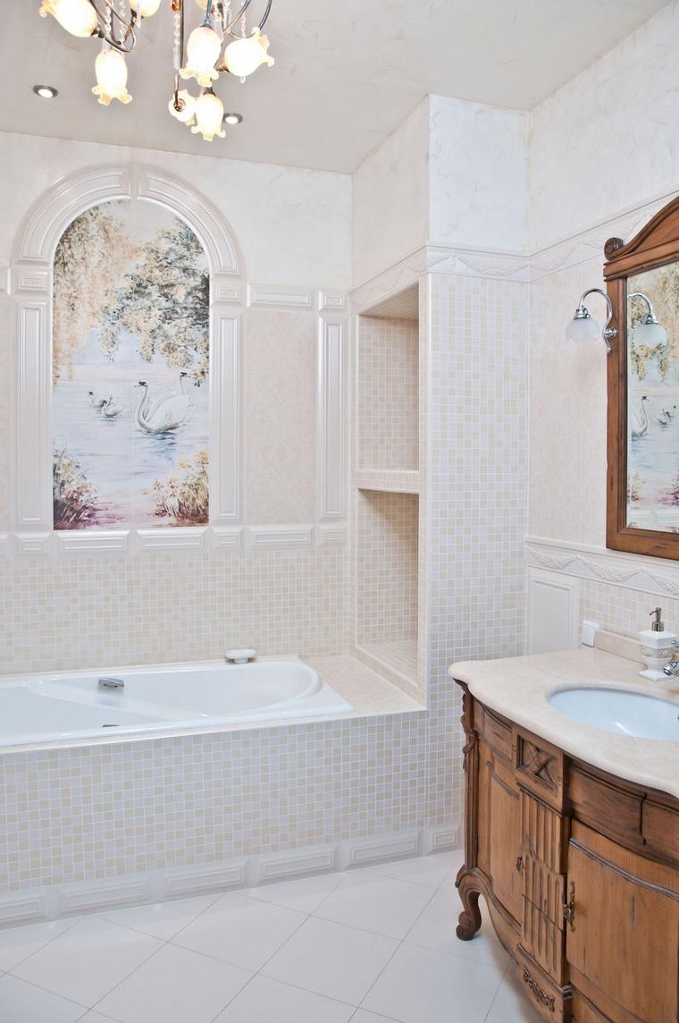 Фото № 69090 ванная  Квартира