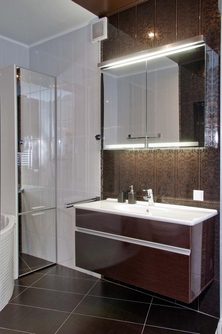 интерьер ванной - фото № 69121