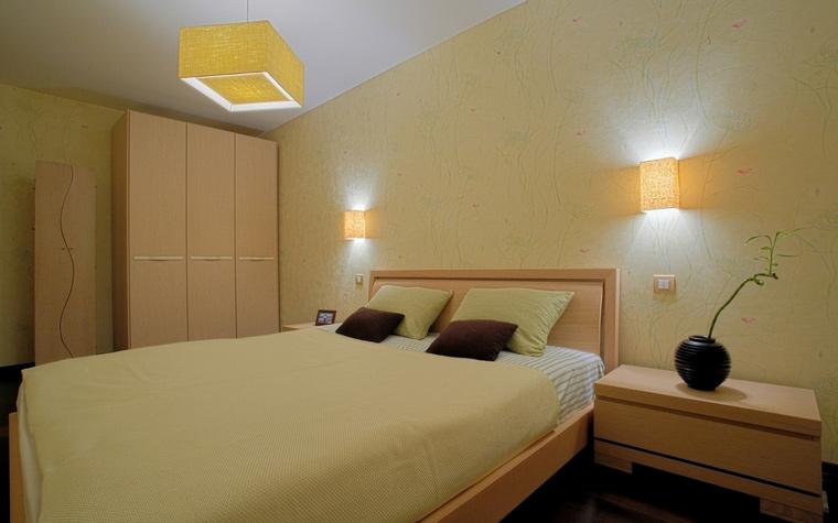 Фото № 69137 спальня  Квартира