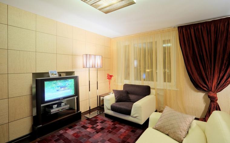 Фото № 69129 гостиная  Квартира