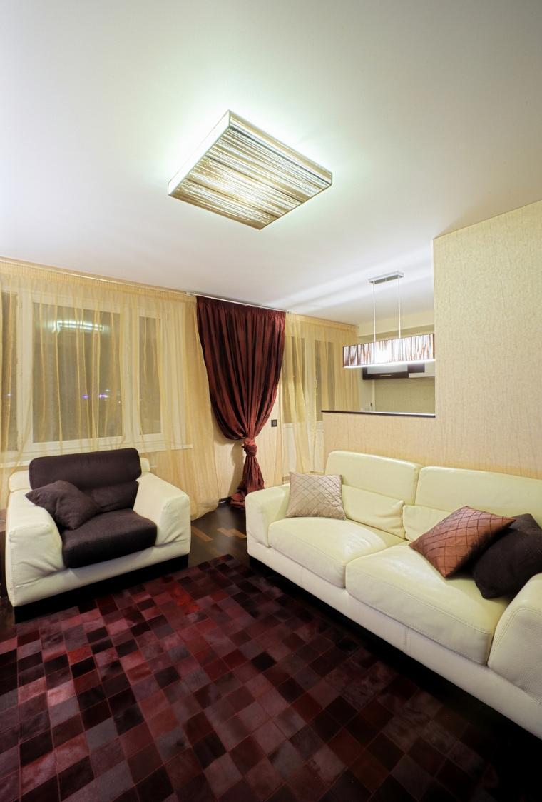 Фото № 69130 гостиная  Квартира